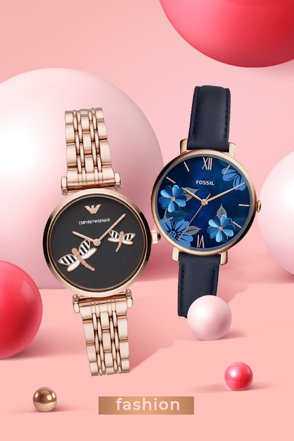 Fashion часы - лучший подарок для девушки на 14 февраля в ювелирном магазине Злато юа
