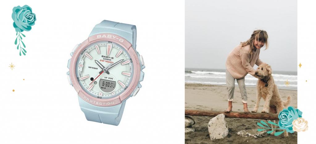 Часы Casio Baby-G