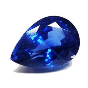 Сапфир синий