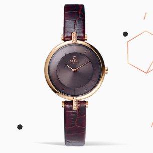 Часы наручные Obaku V168LEVNRN