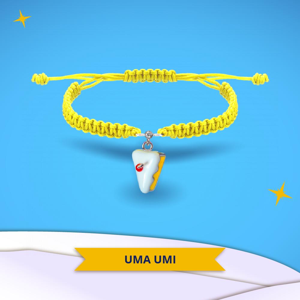 Детские шелковые браслеты Uma Umi ко Дню Святого Николая в Zlato.ua