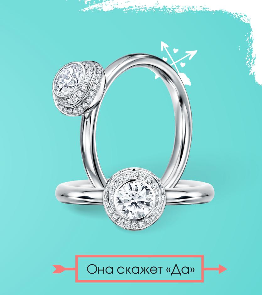Лучшие помолвочные кольца