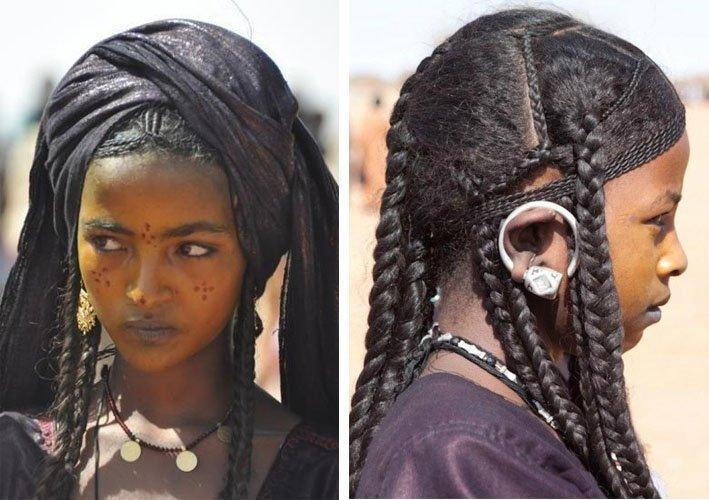 Dior позаимствовал идею украшений у африканских племен