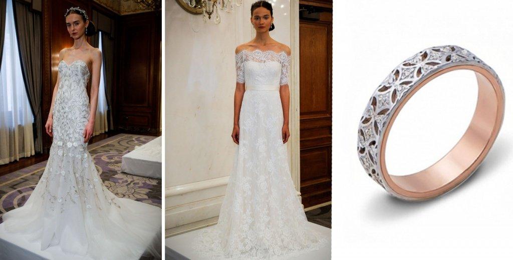 Свадебные платья от компании Marchesa