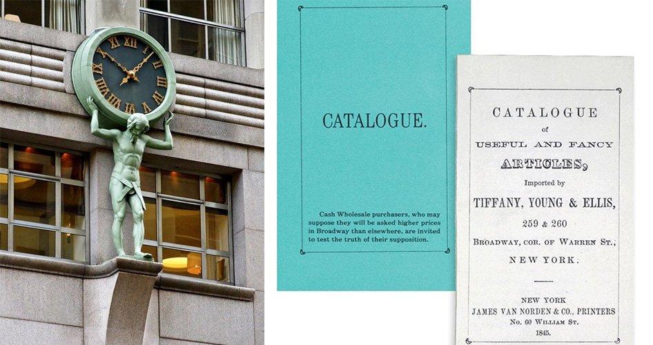 Часы Тиффани и Голубая книга