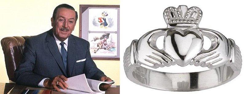 Дисней и кладдахское кольцо