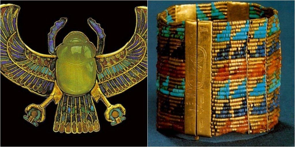 Украшения Древнего Египта