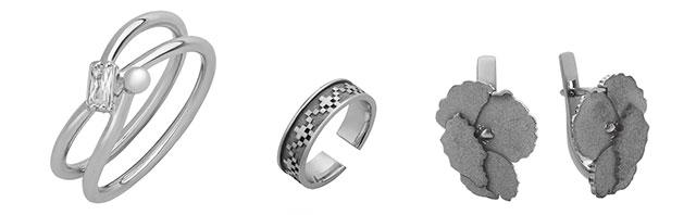 Изделия из серебра s-wag