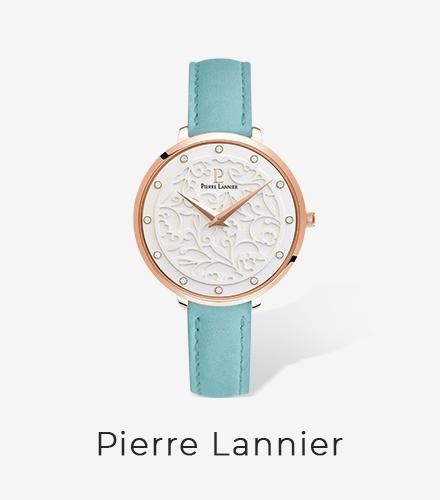 Часы Pierre Lannier - лучший подарок для девушки на 14 февраля в ювелирном магазине Злато юа