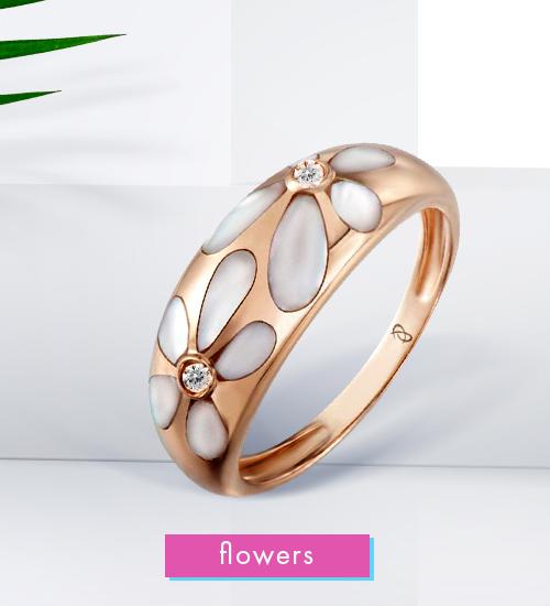 Нежные и яркие украшения с цветами!
