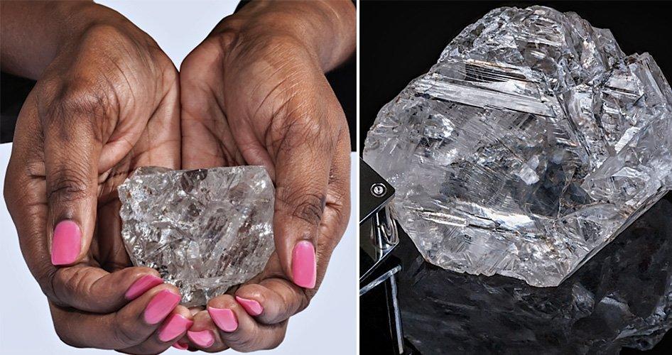 Алмаз наш свет
