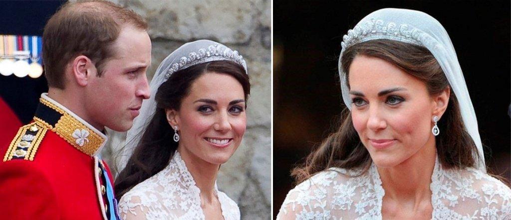 Свадьба Кейт Мидлтон и принца Уильям