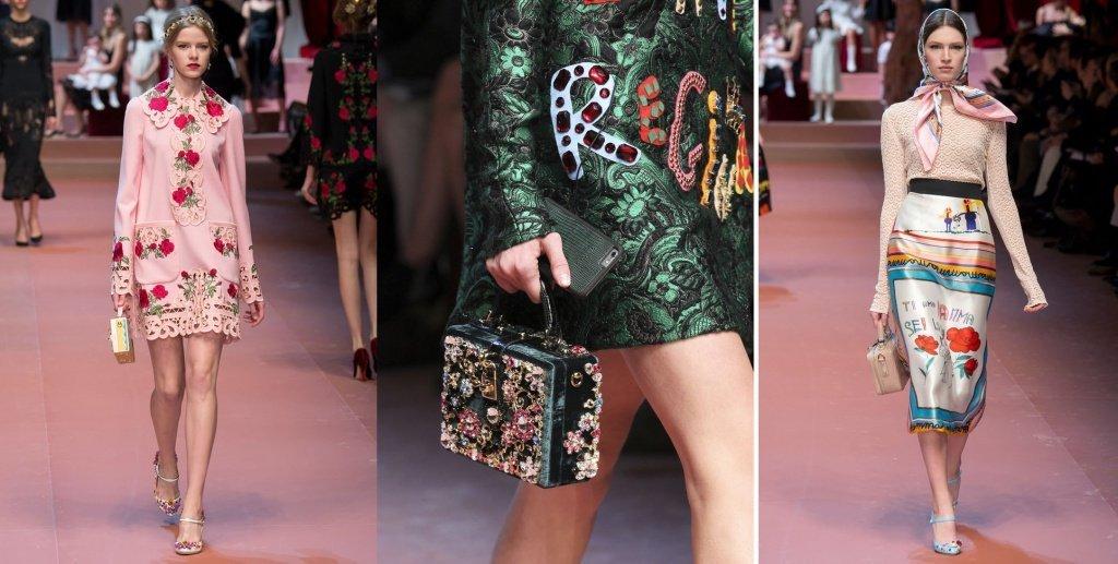Dolce & Gabbana - эффектно и стильно