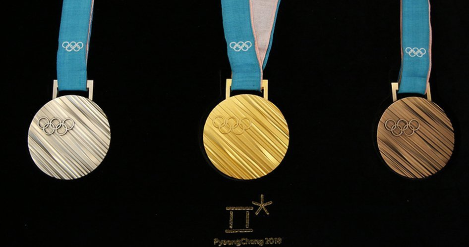 Олимпийские медали 2018