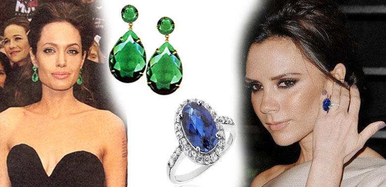 Правильный выбор Анжелины Джоли и Виктории Бекхем