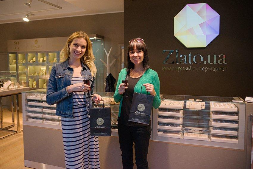 Победительницы конкурса Zlato.ua