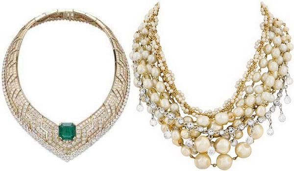 Ожерелья Cartier