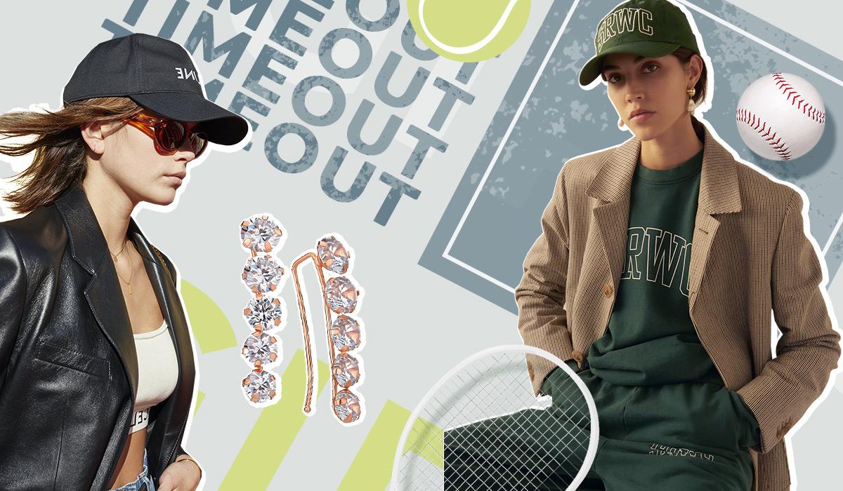 как правильно носить спортивную кепку девушке