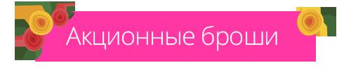 Выбрать серебряную брошь по акции Silver SALE в Zlato.ua