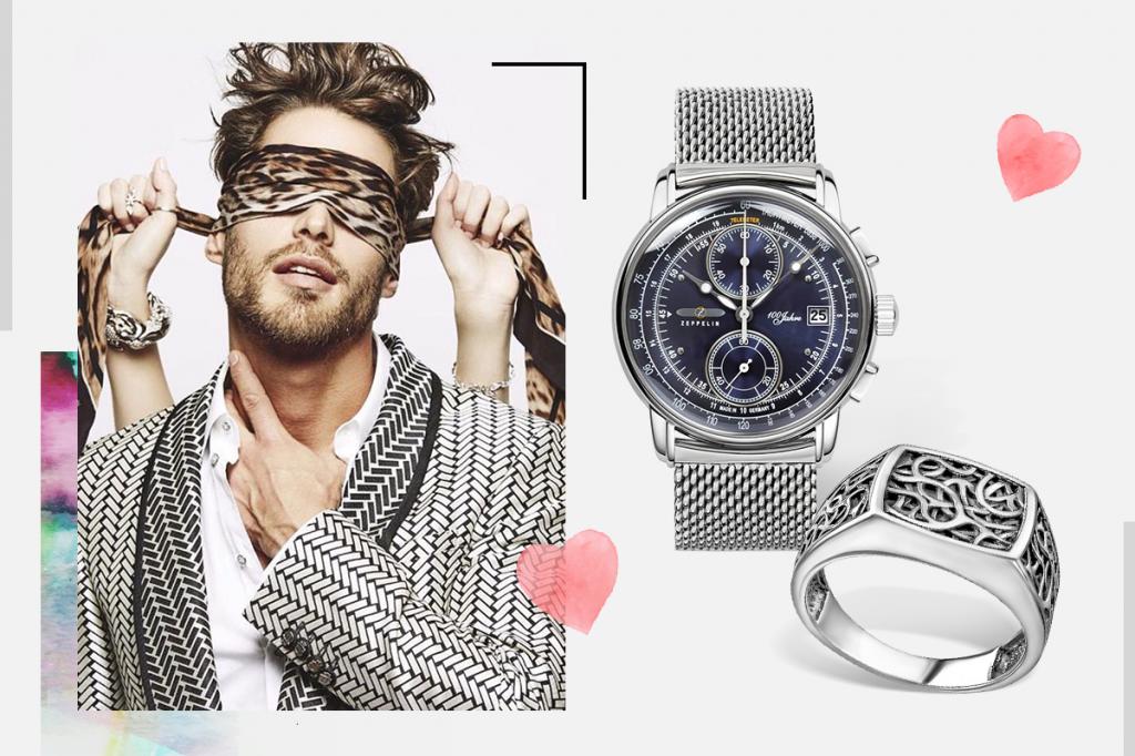 Подарки парню на День Валентина