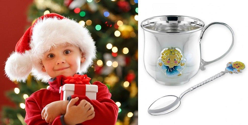 Ювелирные подарки для самых маленьких