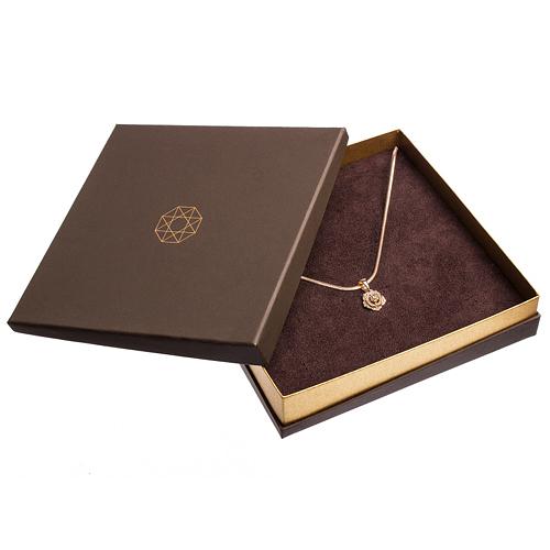 Упаковка для ювелирного гарнитура