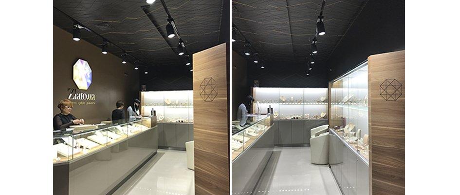 Ювелирный магазин Злато