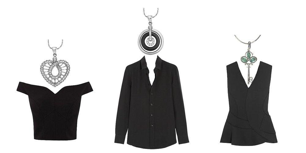 Как выбрать украшение по стилю одежды