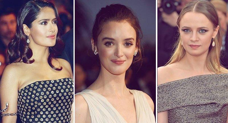 Кинозвезды на Канском кинофестивале в украшениях от Boucheron
