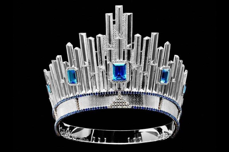 Корона конкурса Мисс Вселенная