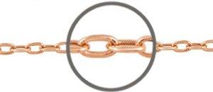 Золотая цепь якорька