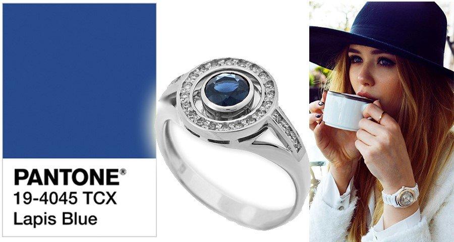Lapis blue «синий ляпис» популярный год текущего года
