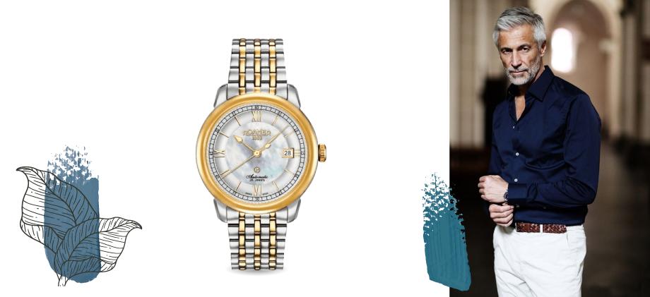 Часы бизнес