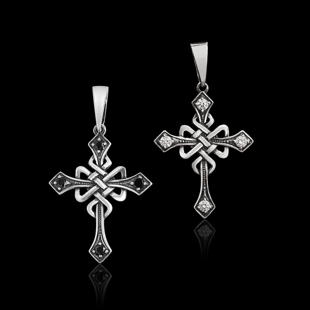Кресты серебро