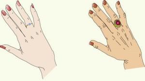Кольца для юных рук и женщин старшего возраста