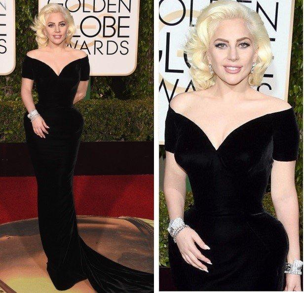 Леди Гага в украшениях Neil Lane