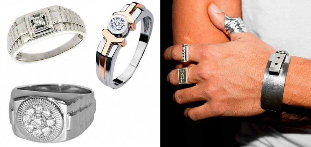 Мужские перстни-печатки  купить кольцо-печатку для парня в ювелирном ... a86032971df