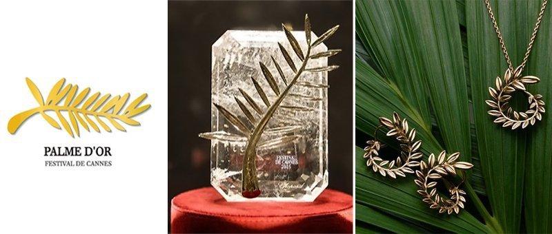Золотая пальмовая ветвь от Chopard на кинофестивале у Каннах