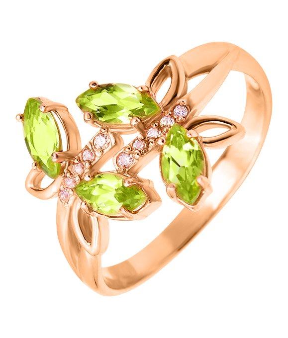 Кольцо золотое Укрзолото