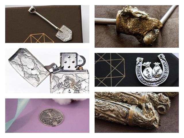 Сувениры без вставки камней
