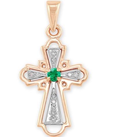 Женский крестик