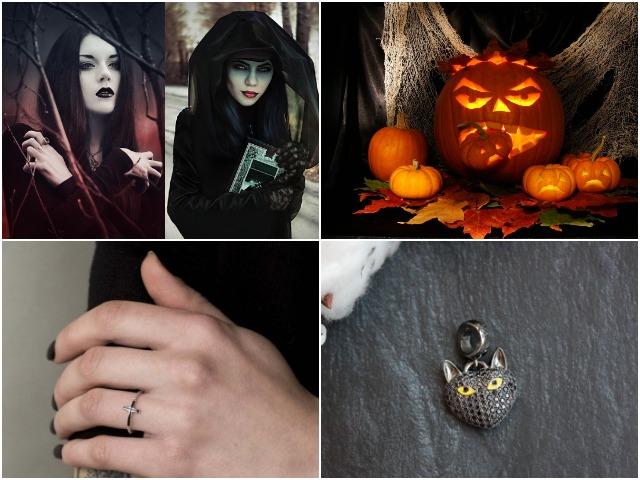 Украшения на Хэллоуин