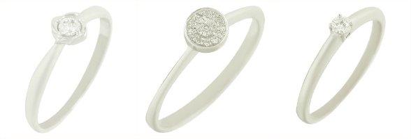 Помолвочные кольца ZARINA