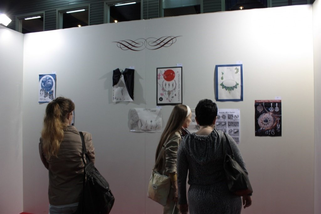 Всеукраинский конкурс эскизов ювелирных изделий