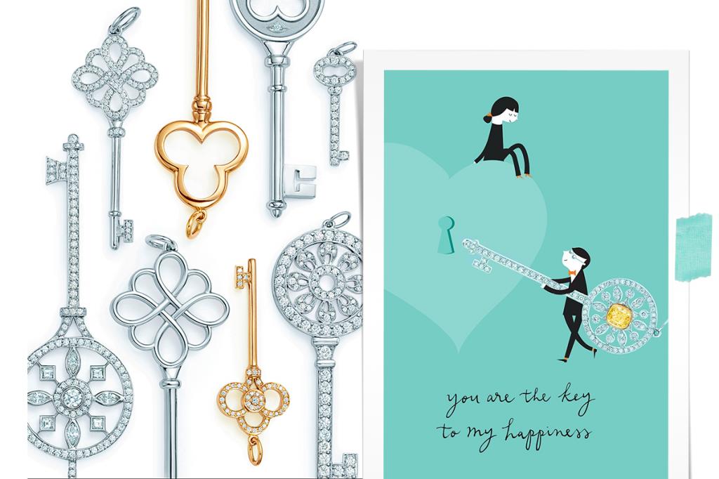 Ключи Тиффани