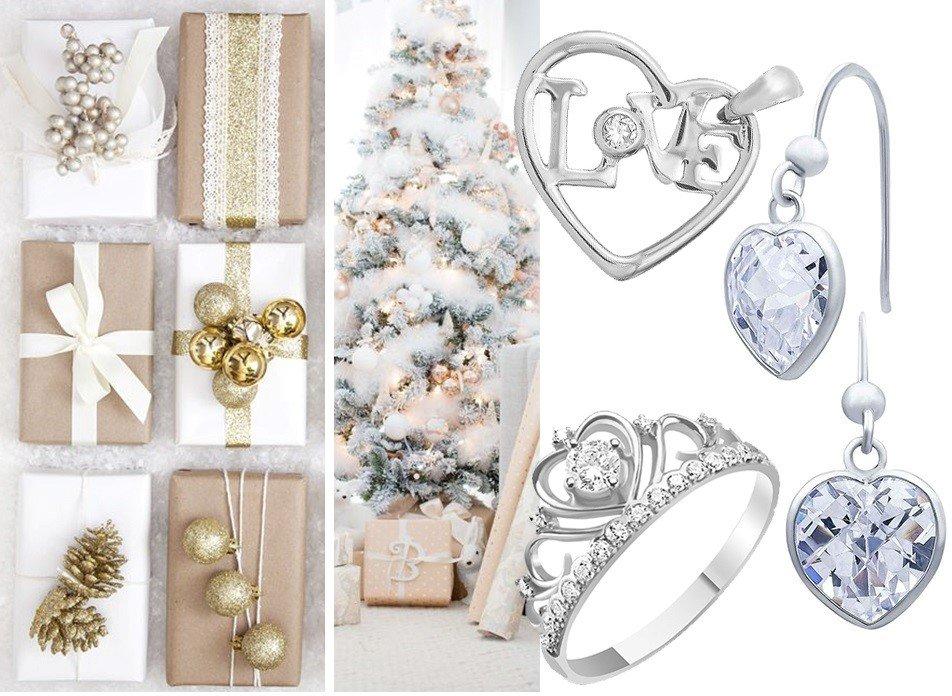 Ювелирные украшения в романтическом стиле