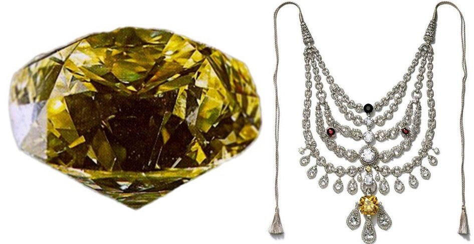 Ожерелье Патиала