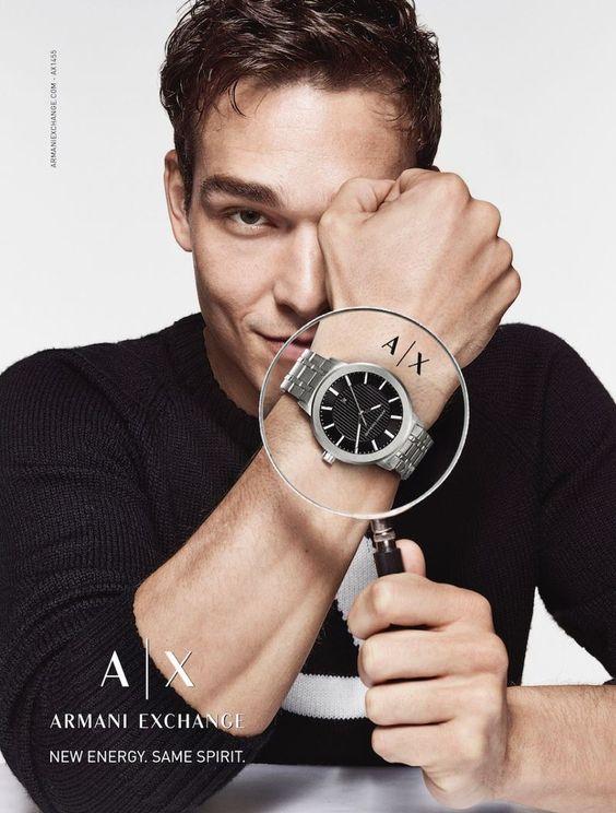Мужские часы Armani Exchange