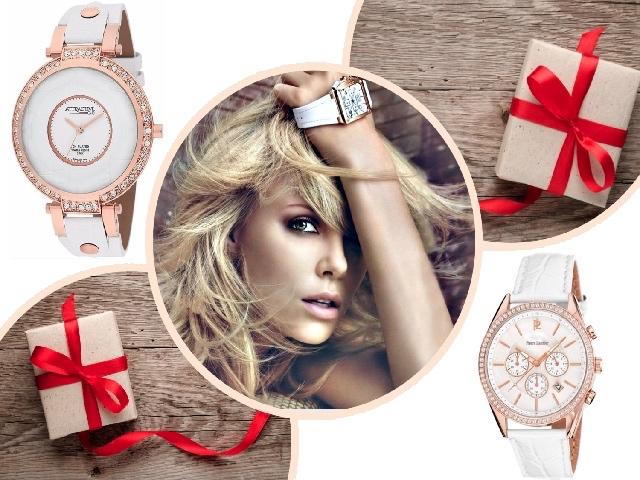 Наручные часы подарок для девушки