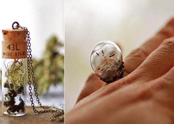 Необычное кольцо от Khrystyna Bell